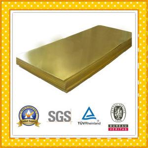 ASTM Brass Sheet / Brass Plate pictures & photos