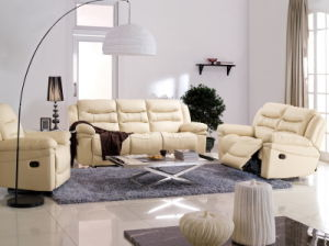 Fabric Recliner Sofa (898#) pictures & photos
