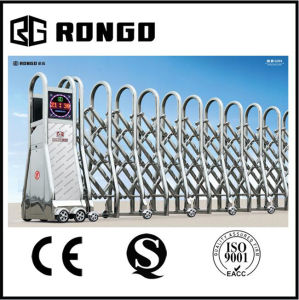 Stainless Steel Retractable Gate 205