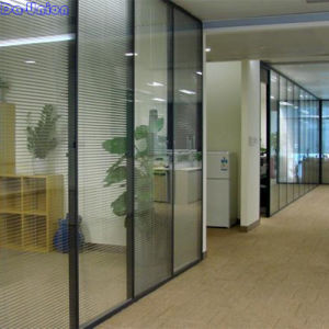 Glass Movable Partition Wall for Office Cubicle