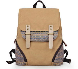 Japanese Trend Rucksack Backpack Canvas School Bag
