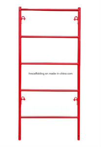 Construction Materials Ladder American Standard Shoring Frame Scaffolding pictures & photos