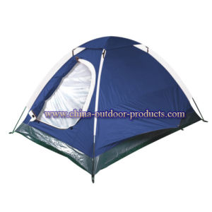 2persons 170t Polyester Outdoor Camping Tent pictures & photos