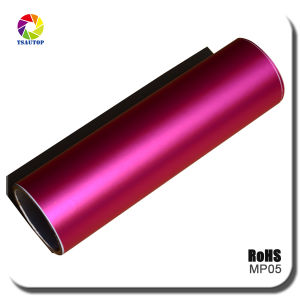 Tsautop 2016 New Style Vinyl Wrap Matte Car Body Film pictures & photos
