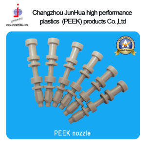 Peek Nozzle--Jiangsu Jun Walt Plastic pictures & photos