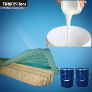 RTV Silicone Rubber Liquid Raw Material for Interior Plaster Decoration pictures & photos