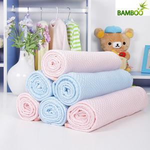 Anti-UV Environmental 100% Natural Baby Bamboo Blanket pictures & photos