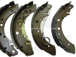 Top Quality Brake Shoe for Samand Ef7 pictures & photos