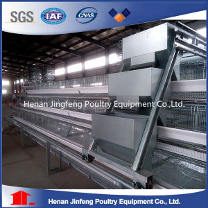2016 Hot Sale Professional Automatic Poultry Farming Equipment with Chicken Cage pictures & photos