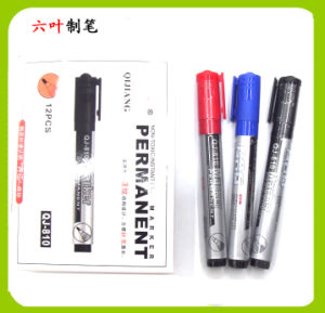 Non-Toxic Permanent Marker Pen (QJ-810) , En-71 pictures & photos
