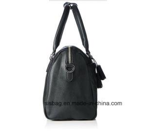New Designer Embroidered PU Handbag Business Bag Briefcase Bag pictures & photos