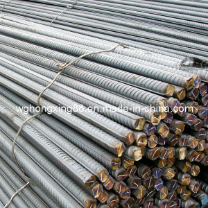 Deformed Building Material Steel Bars HRB500 HRB400 Steel Round Bar pictures & photos