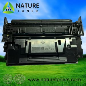 Compatible Black Toner Cartridge for HP CF287X pictures & photos