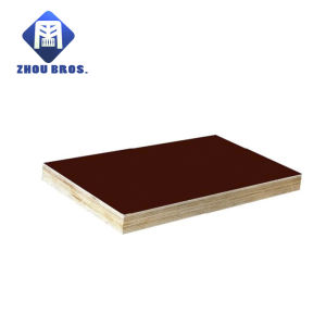 12mm Thickness Brown Film Faced Plywood for Construction Plywood