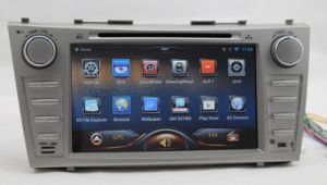 Capacitive Screen Toyota Series Android 4.2 OS Car DVD Payer with GPS Navigation DVD Player System