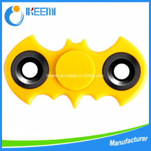 Bat. Man Spiral Fingers Hand Spinner Decompression Toy Fidget Finger Tips pictures & photos