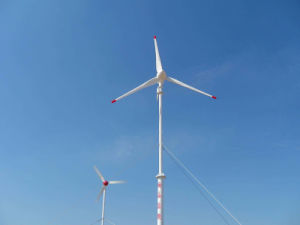 3kw Horizontal Axis Wind Generator pictures & photos