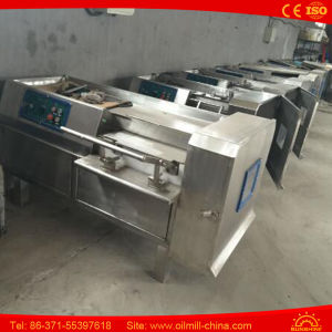 Commercial Pork Beef Cube Cutting Frozen Fresh Meat Dicer Machine pictures & photos