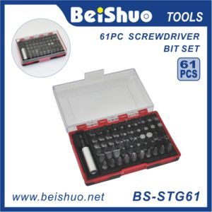 Various Type Screwdriver Bit Set pictures & photos