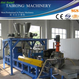 Water Ring Die Face Granulation/Pelletizing Line pictures & photos