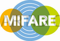 Proximity Card MIFARE Classic 1K MF1 ICS50 Smart Card Original From NXP pictures & photos