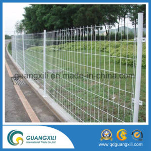Rust-Proof/Antiseptic/High Quality Security Steel Fence for Outdoor pictures & photos