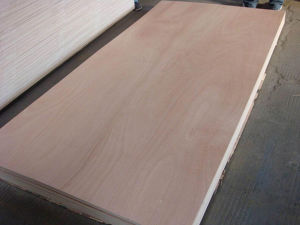 Okume Plywood, Okume Face Plywood, Okume Veneer Plywood pictures & photos