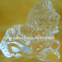 High Quality Transparent Crystal Animals Model for Souvenir pictures & photos
