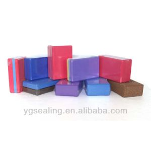 High Quality Eco-Friendly Colorful EVA Yoga Bricks pictures & photos