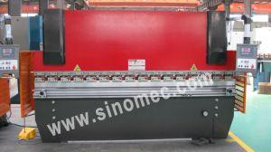 Wc67k-100t/3200 Press Brake Machine / Hydraulic Bending Machine pictures & photos