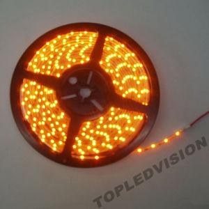 Orange LED Strip IP65 pictures & photos