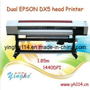Large Format Eco Solvent Plotter, Sublimation Printer 1.8m/70inch pictures & photos