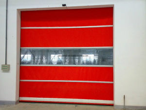 Rapid Rolling Door-10 / CE Certified pictures & photos