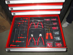 New Image 435PCS Trolley Hand Tool Set in Plastic Tray (FY435A) pictures & photos