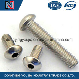 Hexagon Socket Button Head Screws pictures & photos