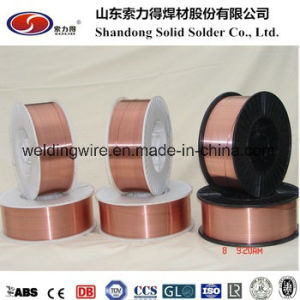 Er70s-6 Sg2 Er50-6 MIG Welding Wire pictures & photos