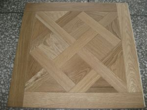 Oak Versaille Parquet Tile / Engineered Wood Flooring pictures & photos