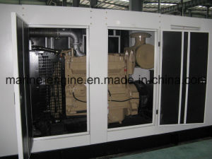200kVA/160kw Silent Type Cummins Diesel Generator Set for Sale pictures & photos