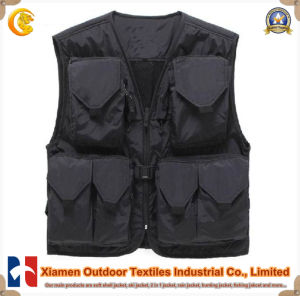 Functional Cargo Fishing Vest