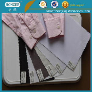 Factory Tricot Woven Warp Knitted Interlining Fusible Interlining for Shirt pictures & photos