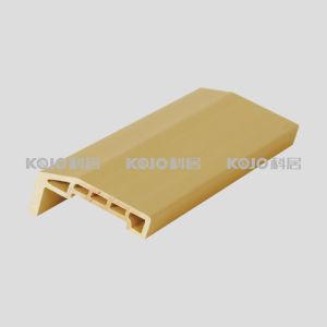 PVC Laminated WPC Decorative Door Frame Line Architrave 5.0mm (PMT-6029C) pictures & photos