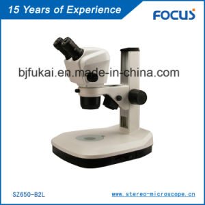 Professional 7X-45X Zoom Stereo Microscope pictures & photos