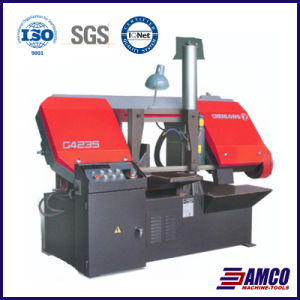 Double-Column Horizontal Metal Band Sawing Machine pictures & photos