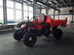 2015 New Farmer Utility Quad Farming ATV Tipping pictures & photos