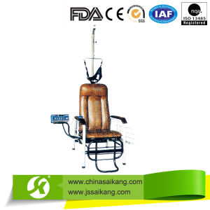 Luxury Electrical Programmed Cervical Traction Chair (CE/FDA/ISO) pictures & photos