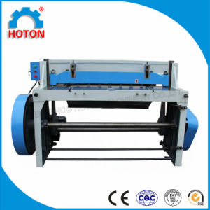 Metal Sheet Electric Shearing Machine (Q11-3X1300 Q11-3X1500 Q11-4X2000) pictures & photos