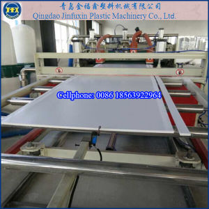 PVC Foamed Board Production Line pictures & photos
