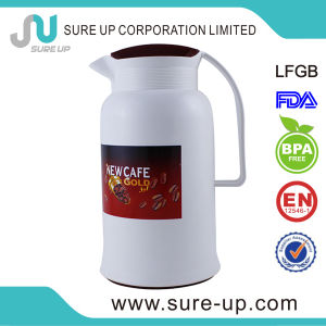 Red Middle East Arabic Plastic Flask Coffee Tea Jug (JGHJ) pictures & photos