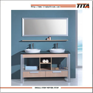 Double Sink Bathroom Vanity/Bathroom Vanities Modern/Hotel Bathroom Furniture (TH0922) pictures & photos
