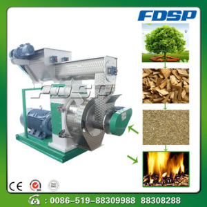 Bagasse Press Machine Making Fuel Pellet pictures & photos